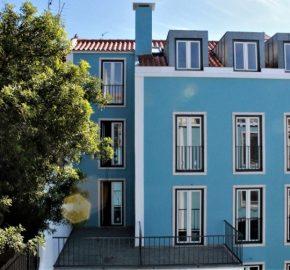 New 2 bed apartment of 116 sqm close to the Avenida da Liberdade Lisbon for sale