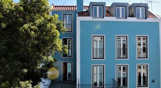 2 Bed Apartment in Lisbon  – 410000€