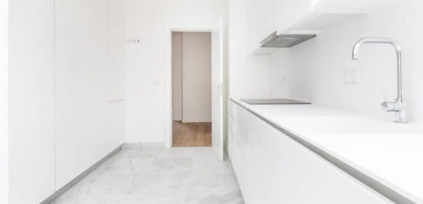 Reduced Golden Visa 2 bed  in Arroios Lisbon new renovation