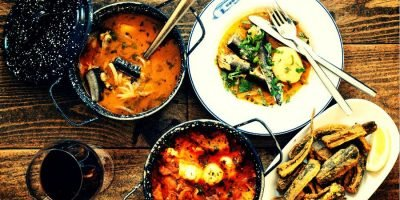 The Cuisine of Portugal Is as Rich and Varied as Its Landscape