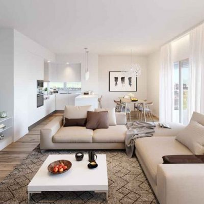 2 + 3 Bed Apartments for sale in Setúbal near Lisbon, Portugal