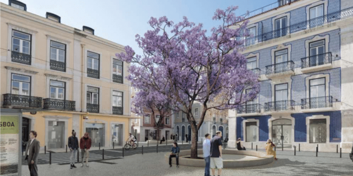 Santos-o-Velho new Lisbon development