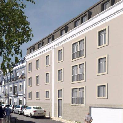 3 Bed Building in Lisbon  – 430000€