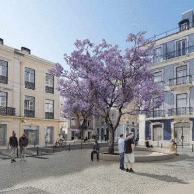 2 Bed Apartment in Lisbon  – 1050000€
