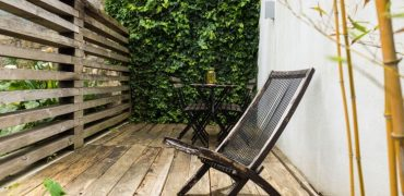 Principe real renovated 2 bed with large private terrace