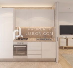 Renovated Principe real apartment 548,000 with rental agreement