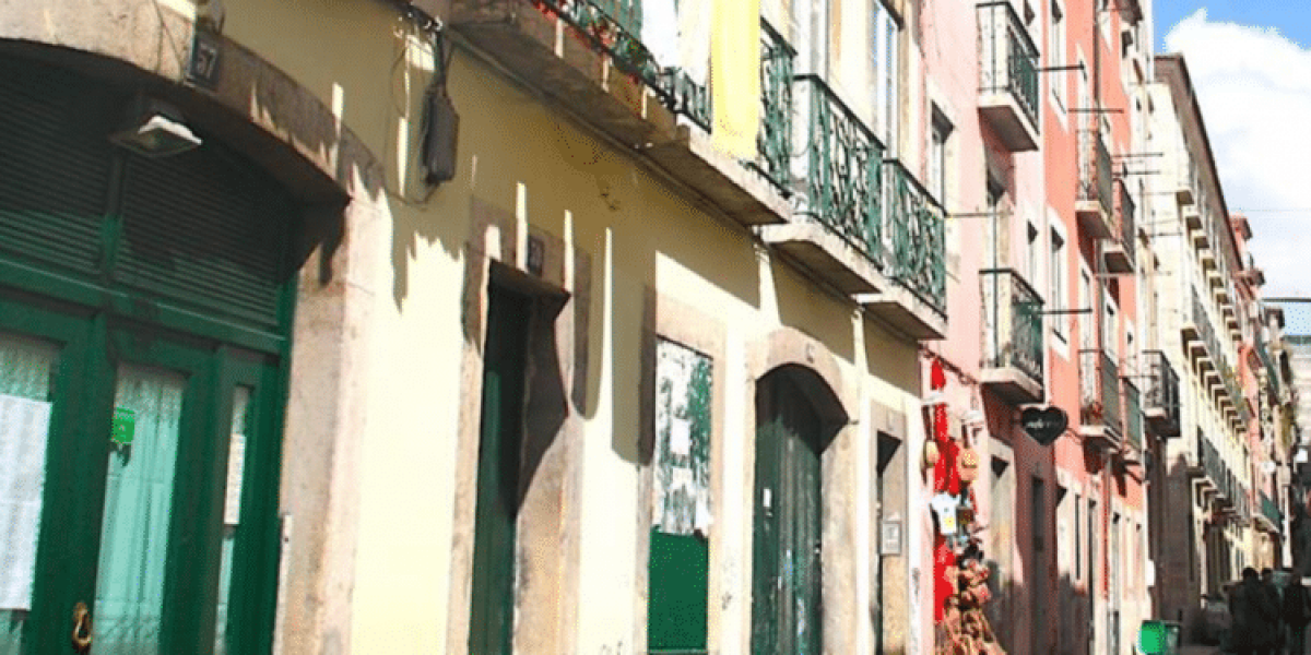 350k Golden visa in Bairro Alto with 5 year rental guarantee