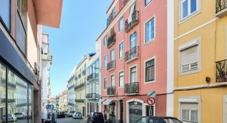 Renovated 2 Bed Apartment Lapa district near 'Janelas Verdes'