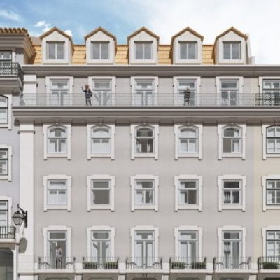 2 Bed Apartment in Lisbon  – 900000€