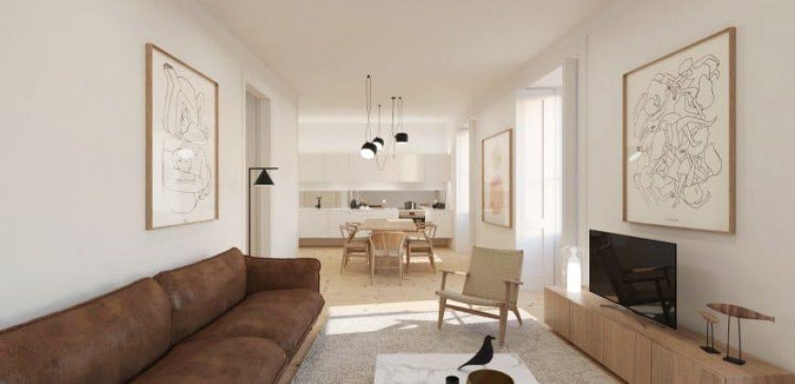 Bright 2 bedroom apartment in Marquês de Pombal