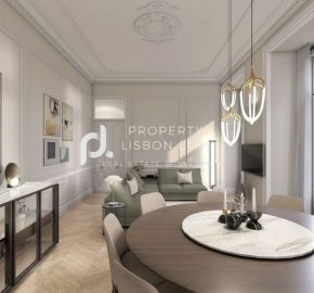 5 Bed Apartment for sale in Lisbon, Portugal