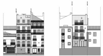 7 Bed Building suitable for multiple 350,000 Golden visas Portugal