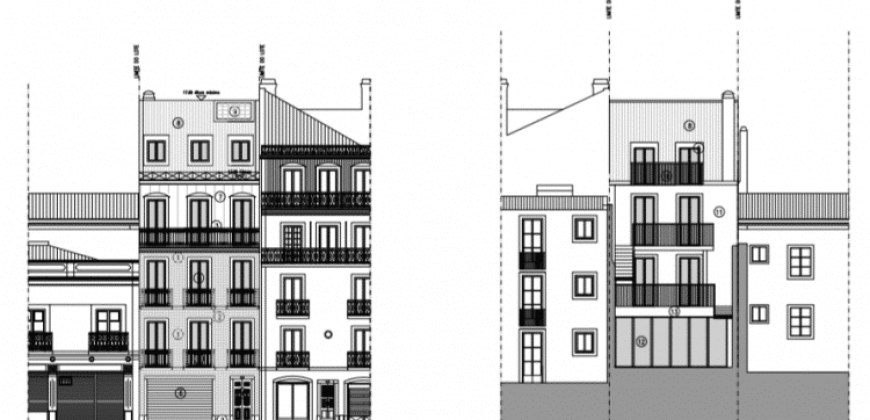 7 Bed Building for sale in Lisbon, Portugal
