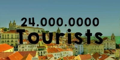 Twenty-Four Million Tourists in The First Half of 2019
