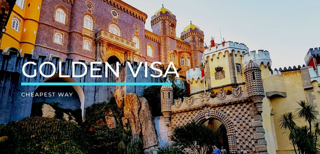 The Cheapest way to get Golden Visa in Portugal