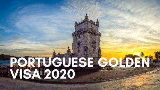 Portuguese Golden Visa 2020