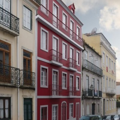 1 Bed Apartment in Lisbon  – 550375€