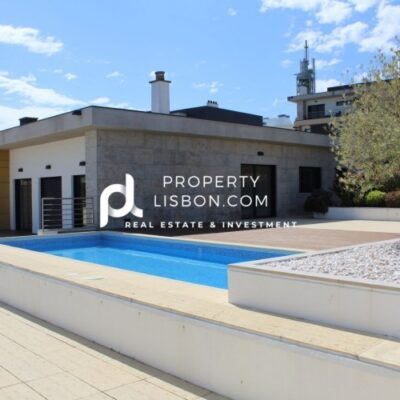4 Bed Apartment in Lisboa Silver Coast – 4400000€