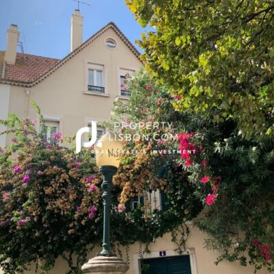 3 Bed TownHouse in Lisbon  – 990000€