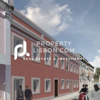 2 Bed 90 sqm for the 350,000 Golden Visa in Lisbon Portugal