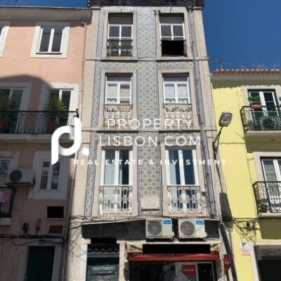 3 Bed Apartment in Lisbon  – 360000€