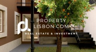 1 Bed Apartment in Lisbon  – 360000€