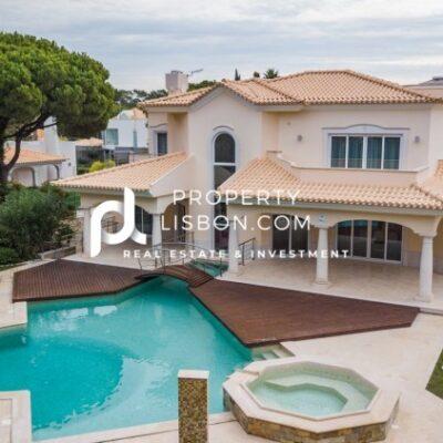 6 Bed Villa in Vilamoura Central Algarve – 2500000€