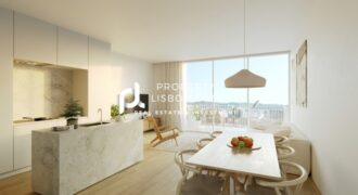 2 Bed Apartment in Lisbon  – 520000€