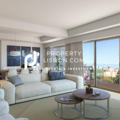 3 Bed Apartment in Lisbon  – 1190000€