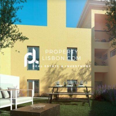 New 1 bed apartment in Lisbon for the 350,000 Golden visa reduced visa