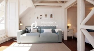 2 Bed Apartment in Lisbon  – 550000€