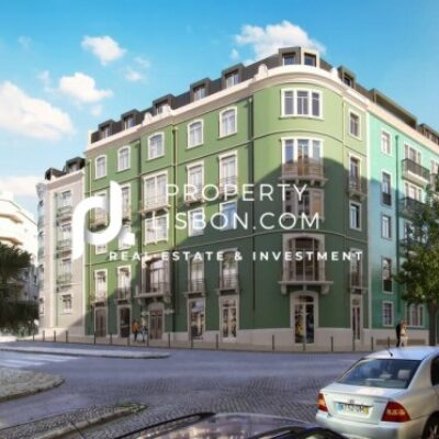 3 Bed Building in Lisbon  – 1750000€