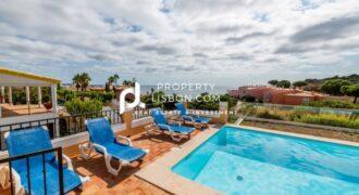 5 Bed TownHouse in Praia da Luz Algarve – 699000€