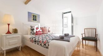 3 Bed Apartment in Lisbon City Centre suitable for the reduced golden visa 379000€