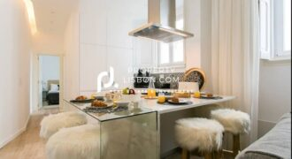 2 Bed Apartment in  Lisbon – 372000€