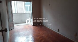 2 Bed Apartment in Lisbon  – 360000€