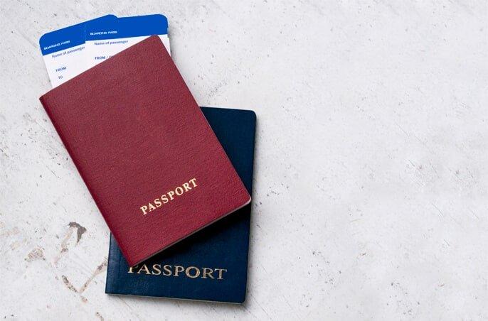 Two Passports.