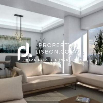 3 Bed Apartment in Lisbon  – 625000€
