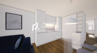 2 Bed Apartment in  Lisbon – 760000€