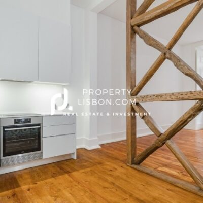 2 Bed Apartment in Lisbon  – 540000€