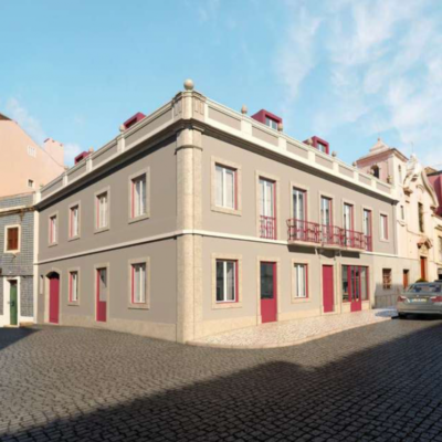 3 Bed Apartment in  Lisbon – 710000€
