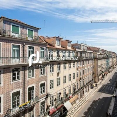 3 Bed Apartment in Lisbon City Centre  – 600000€