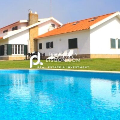 6+1 Bed Villa in Sintra  – 890000€