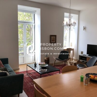 2 Bed Apartment in Lisbon  – 890000€