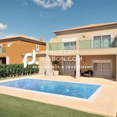 4 Bed TownHouse in Lagos Algarve – 735000€