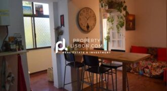2 Bed Apartment in Lisbon City  – 350000€