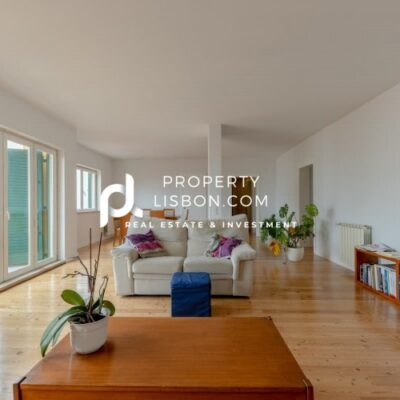 3 Bed Apartment in Lisbon  – 1200000€