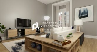 2 Bed Apartment in Lisbon  – 530000€