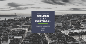 Golden Visa Portugal 2022