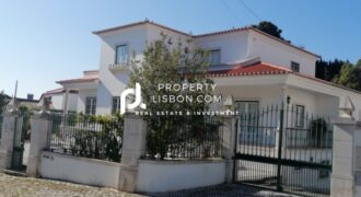 6 Bed TownHouse in Caldas da Rainha Silver Coast plot with 1193m2 – 550000€